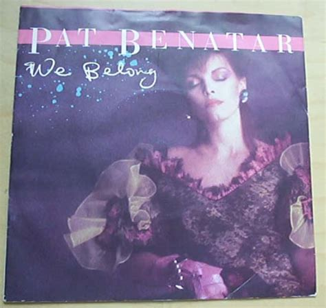 pat benatar we belong records vinyl and cds to find and out of print