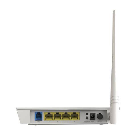 jual unik tenda d151 wireless n150 adsl2 modem router