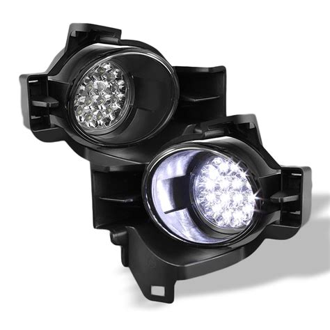 2012 Nissan Altima Lights by 2010 2012 Nissan Altima 4 Door Sedan Led Fog Lights
