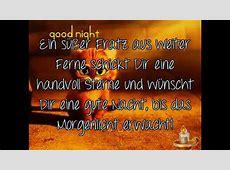 Kleiner Gute Nacht Gruß YouTube