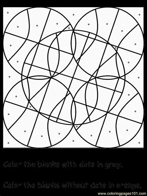 dot puzzles coloring page  dot puzzles coloring pages coloringpagescom