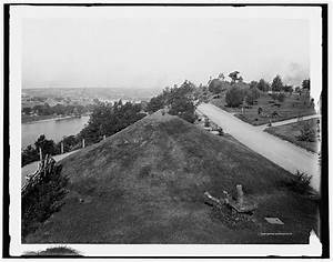 native american burial mounds   ... Indian's History ...