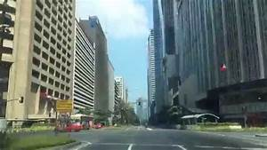Makati Central Business District Drive No Traffic by ...
