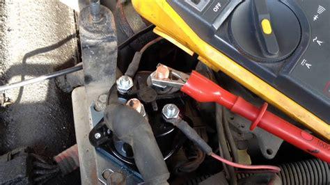 Powerstroke Cold Start Diagnosis Glow Plug Relay