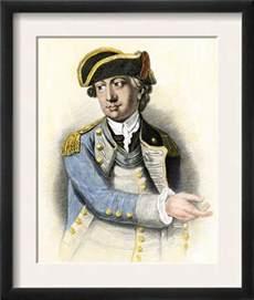Continental Army Major