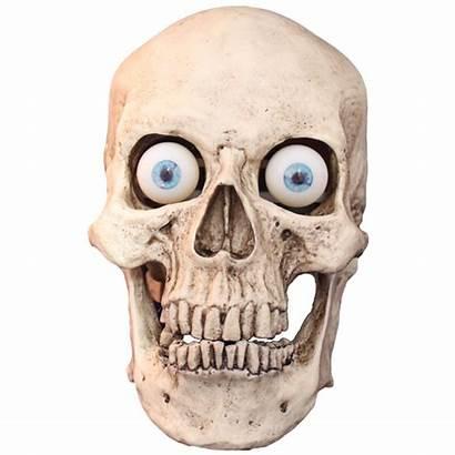 Skull Talking Motion Standard Skulls Head Haunted