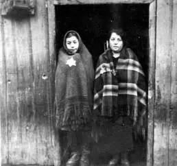 Jewish Girls during the Holocaust Yellow Star