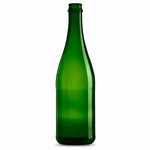 Bouteille En Verre Vide : bouteille cidre vide en verre 75 cl ~ Teatrodelosmanantiales.com Idées de Décoration
