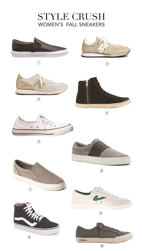 Trendy Women's Sneakers : Some great options for women's
