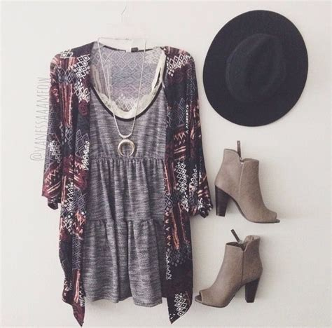 Top 12 Cute Boho Dress Outfits For Spring Summer u2013 List Famous Fashion Design - Bored Fast Food