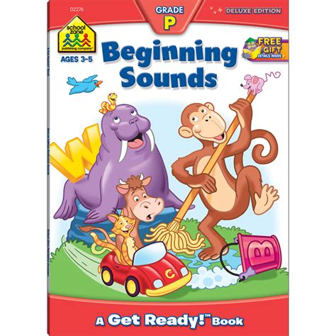 beginning sounds deluxe edition workbook builds important 196 | 02276 9 15 c2015