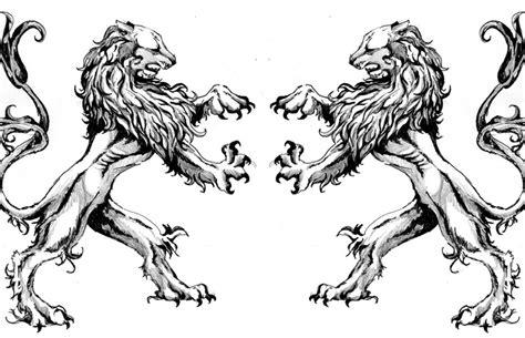 winged lion tattooatkelli moleres ink pinterest lion