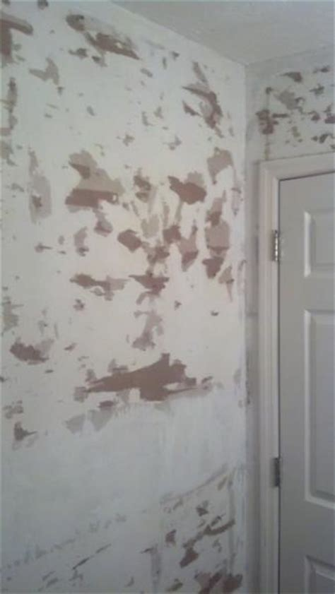 repairing drywall  removing wallpaper doityourself