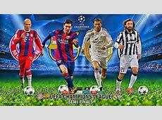 Semifinales Champions League 2015 la promo definitiva
