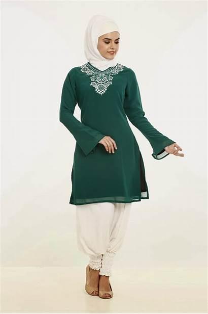 Muslim Tunics Clothing Traditional Tunic