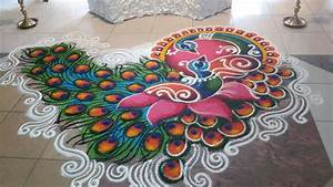 Wedding Kolam Design