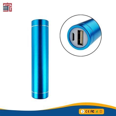 universel 18650 chargeur de batterie led le torche portable mobile mini power bank avec led