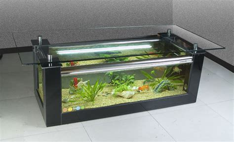 worlds top   unique aquariums  furniture