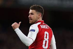 Aaron Ramsey Wins Arsenal Player Of The Season Award ...