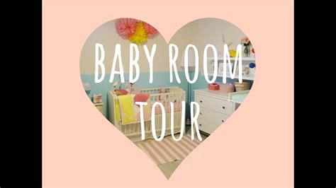 Baby Room Tour La Chambre De Bébé Et Révélation Du Prénom