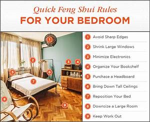 Feng shui bedroom wealth (photos and video
