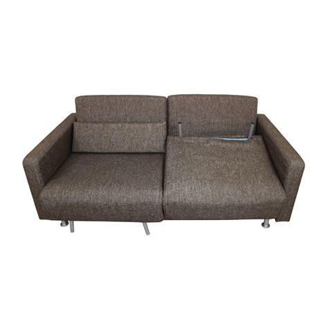 Reclining Sleeper Sofa by 68 Bo Concept Bo Concept Melo Brown Reclining