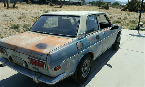 Datsun 510 For Sale California by 1972 Datsun 510 2 Door Sedan For Sale By Owner In Pinon
