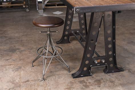 Rebar Stool   Vintage Industrial Furniture