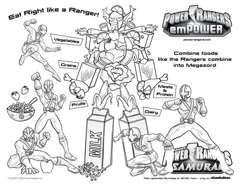 Power Rangers Coloring Pages Dino Charge Pleasant Power
