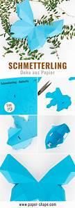Schmetterlinge Basteln 3d : 3d schmetterling basteln als wanddeko mit kostenloser vorlage paper fun basteln basteln ~ Orissabook.com Haus und Dekorationen