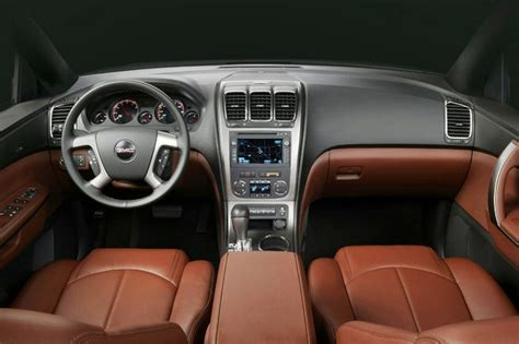gmc acadia review specs pictures price mpg