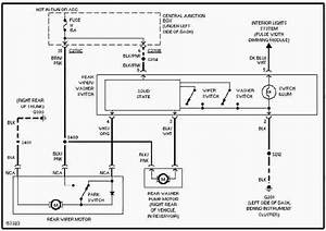 1991 Ford Taurus Wiring Diagram