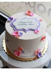 Pretty Posies Birthday Cake Whipped Bakeshop