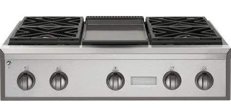 zgundpss monogram  pro style gas cooktop
