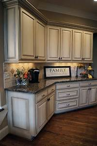 white glazed cabinets 2228