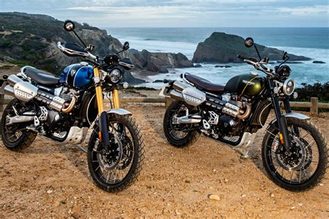 Triumph Scrambler 1200 Picture by American Flat Track Announces Partnership With