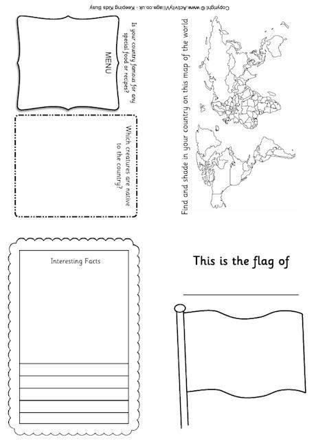 Passport printables | irish | Pinterest | Educacion