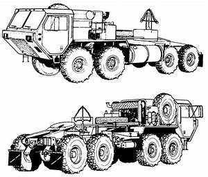 Truck Crane Drawing At Getdrawings