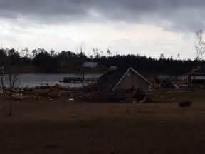 Mississippi Tornado Damage to College