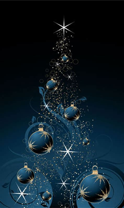 Christmas and happy new year cell phone wallpaper for your iphone: Christmas Tree Phone Wallpaper - WallpaperSafari