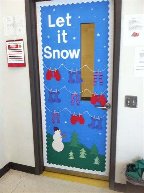 winter classroom door decorations discover and save creative ideas