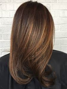 The Best Brunette Haircolors Warm Cool Natural Shades