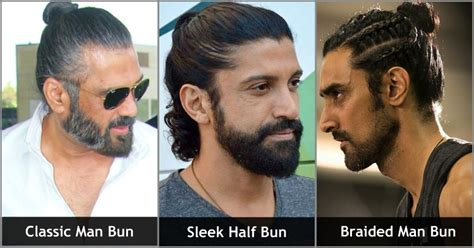 Types Of Man Bun That Men With Long Hair Should Try