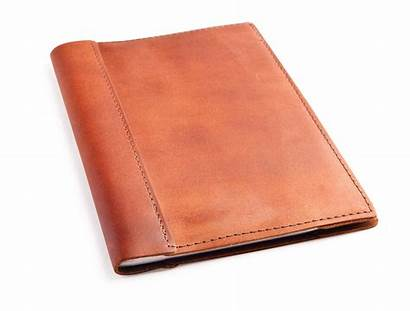 Composition Leather Rustic Journal Refillable Sewn Machine