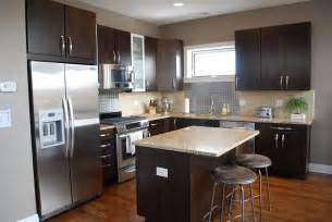 How High Is A Kitchen Island Contemporary Kitchen With Breakfast Bar Kitchen Island In Chicago Il Zillow Digs