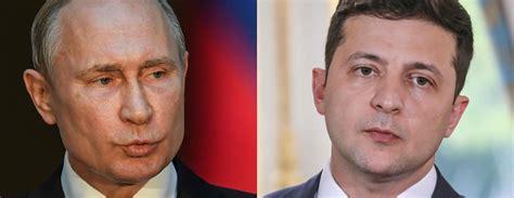 Tuvojoties samitam, Putins cildina Zelenski kā