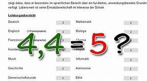 Rechnung Was Muss Drauf : 4 5 zeugnisnote darf vom rechnerischen mittel abweichen lehrerfreund ~ Themetempest.com Abrechnung