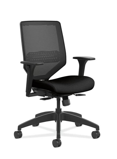 Hon Solve HSLVTMM.Y2.A.H.IM work chair, mesh back – ABI