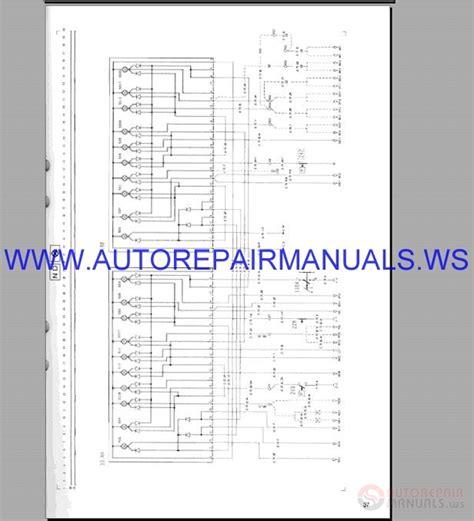 Volvo Flhd Wiring Diagram Trucks Service Manual Tsp