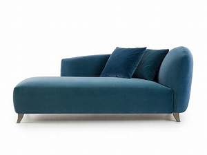 gilmour modern velvet fainting couch homeplaneur With chaise design
